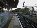 Shortlands station Herne Hill eastbound platform look west3.JPG