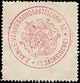 Siegelmarke 2. Armee Vermessungsabteilung 12 (1. Sächsische) W0363878.jpg