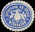 Siegelmarke Consulado de Chile - Wiesbaden W0302001.jpg