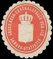 Siegelmarke Gr. Hess. Centralstelle für die Landes-Statistik W0386295.jpg