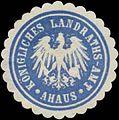 Siegelmarke K. Landraths-Amt Ahaus W0387902.jpg