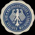 Siegelmarke Kreisausschuss des Kreises Melsungen W0356514.jpg