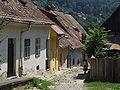 Sighişoara (Schäßburg, Segesvár) - old city.JPG