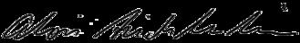 Alois, Hereditary Prince of Liechtenstein - Image: Signature of Alois, Hereditary Prince of Liechtenstein