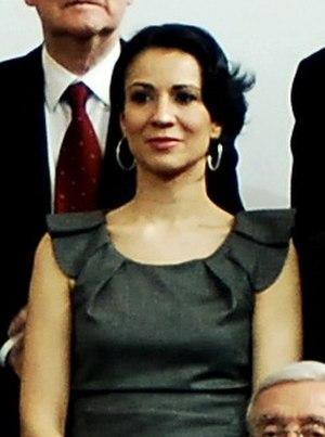 Silvia Jato - Image: Silvia Jato 2012 (cropped)