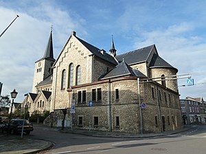 Saint Remigius Church - Image: Simpelveld Kerk (1)