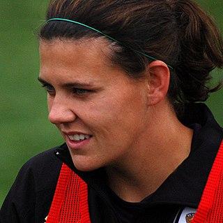 Christine Sinclair Canadian association football player