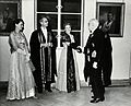 Sir Henry Hallett Dale at the dinner of the Faculty of Anaes Wellcome V0026255.jpg
