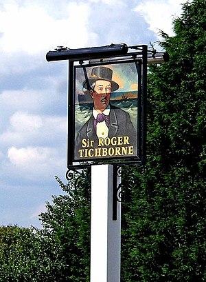 Alfold - Sir Roger Tichborne pub, Alfold Bars
