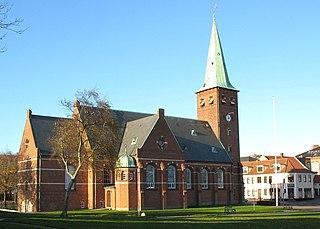Skive, Denmark Town in Denmark