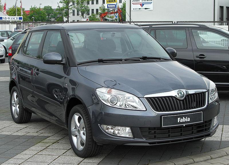 File:Skoda Fabia II Facelift front 20100515.jpg