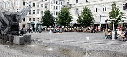 How to get to Sankt Hans Torv with public transit - About the place