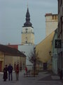 Slovakia-Trnava-Town tower 3.JPG