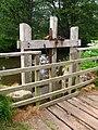 Sluice gate, Preston Mill - geograph.org.uk - 440387.jpg