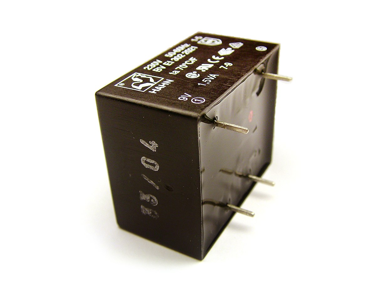 Potting Electronics Wikipedia Transformer