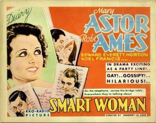 <i>Smart Woman</i> (1931 film) 1931 film