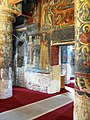 Snagov monastery interior view 2.JPG