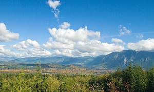 Snoqualmie Valley - Snoqualmie Point Park is part of the Snoqualmie Valley.