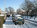 Snowy conditions in Selborne Avenue - geograph.org.uk - 1655434.jpg