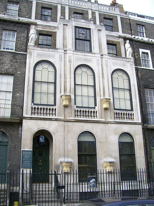 Sir John Soane's Museum – Wikipédia, a enciclopédia livre