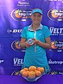 Sofia Kenin Winner of 2014 Dunlop Orange Bowl.jpg