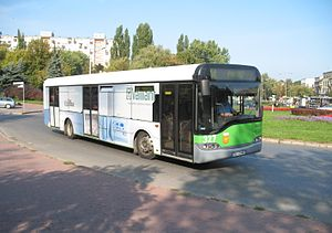 Solaris Urbino - Solaris Urbino 12 First Generation in Kielce.