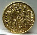Solido di costanzo II. treviri, 347-348 dc., tessalonica.jpg