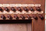 Solms - Kloster Altenberg - ev Kirche - Orgel - Register 4.JPG