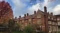 Somerville College Oxford, Park.jpg