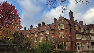 Somerville College, Oxford - Park Building