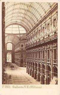 Sommer, Giorgio (1834-1914) - n. 3931 - Galleria V. E. (Milano)