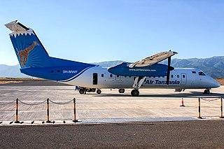 Songwe Airport airport in Mbeya Region, Tanzania