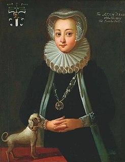 Sophia Brahe Danish horticulturalist