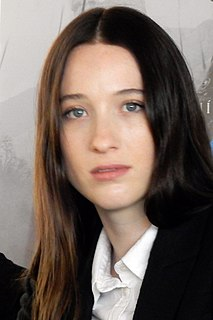 Sophie Lowe English-born Australian actress and singer-songwriter