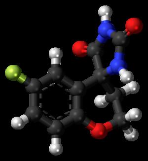 Sorbinil - Image: Sorbinil 3D ball