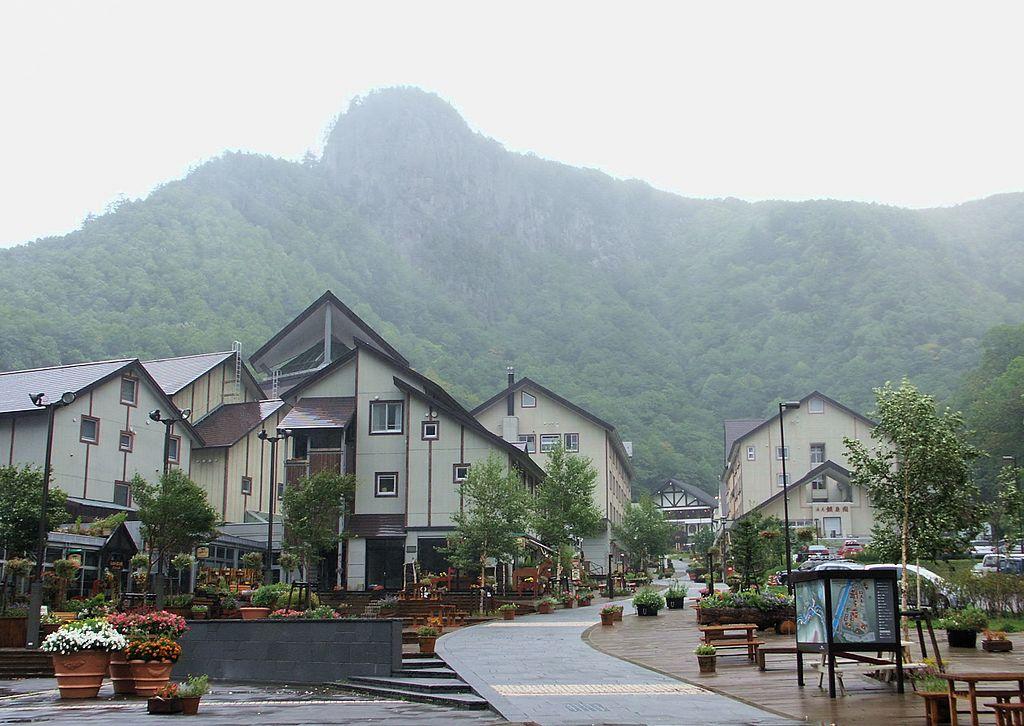 Sounkyo Spa 層雲峽溫泉 - panoramio