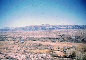 Cornville, Arizona - Image: South Cornville 1950 R Loy