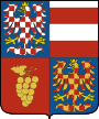 South Moravian Region CoA CZ.svg