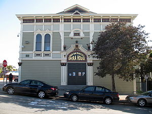 Bayview Opera House - Bayview Opera House in San Francisco