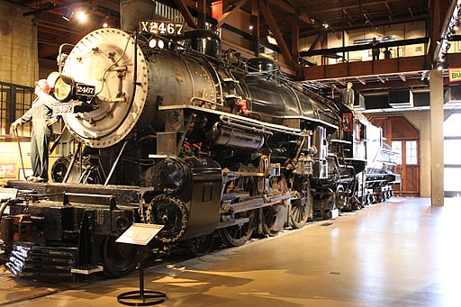 California State Railroad Museum - Virtual Tour