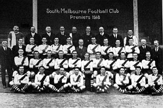 1918 VFL season