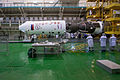 Soyuz TMA-06M spacecraft integration facility 3.jpg