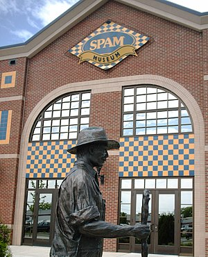 Hormel - The SPAM Museum in Austin, Minnesota