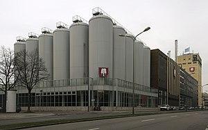 Spaten-Franziskaner-Bräu - The Spaten-Franziskaner-Bräu brewery in Munich