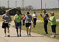 Special Olympic athletes compete in a race, during the Special Olympics, on Fort Gordon, Ga., Mar 100324-A-NF756-014.jpg