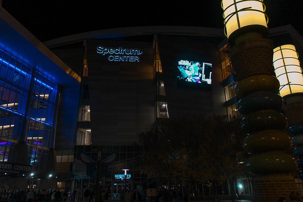 Spectrum Center Arena Wikipedia