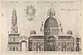 Speculum Romanae Magnificentiae- Design for the Basilica of St. Peter's in the Vatican MET DP830313.jpg