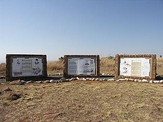 Spion Kop Battlefield Memorials