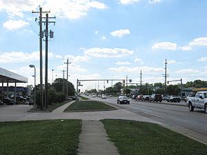 Springboro, Ohio - Western Springboro (Central Ave.)
