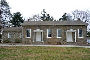 Springfield Township, Delaware County, Pennsylvania - Image: Springfield Friends Delco